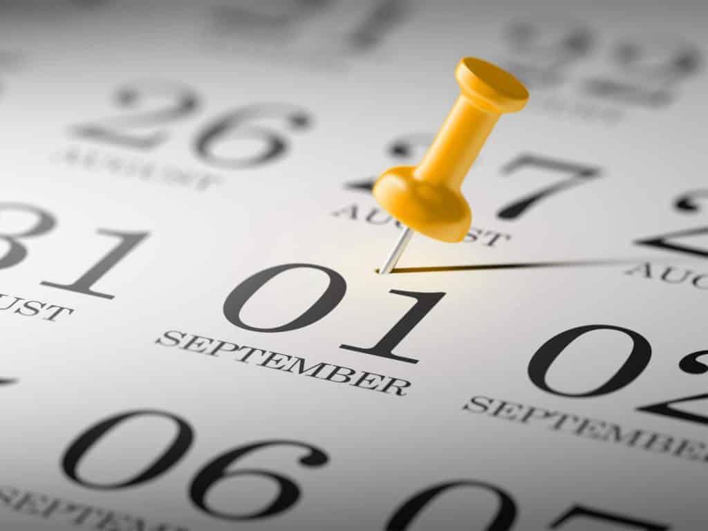 educatiekalender applicatie en communicatietraining zorg bij Vcare | Hoe is uw bereikbaarheid als huisarts op 1 september 2019?