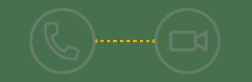 spraak én beeld bij video connect beeldzorg