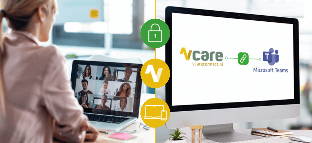 Google integratie SSO met Vcare connect