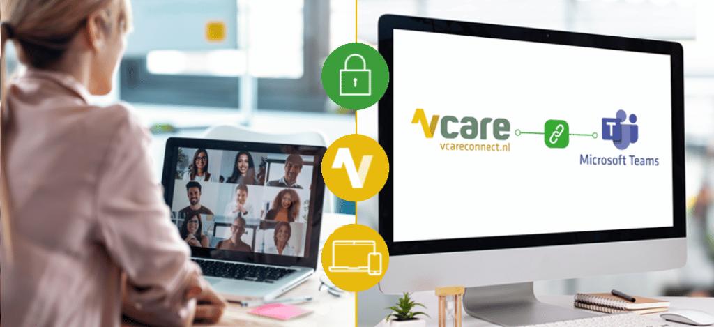 Google integratie SSO met Vcare connect