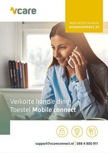 Stappenkaart overstappen op mobile connect